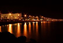 Mallorca at night!