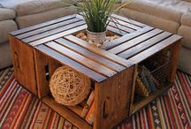 coffee table caissons