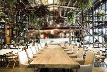 Interiors - CafeRestaurant