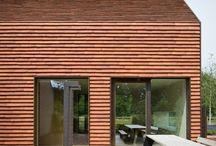 Archtechture Brick facades
