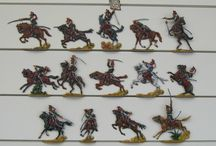 Figurines ronde-bosses et plats d'étain / L'Histoire en Figurines