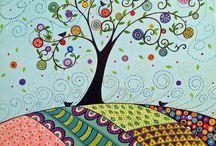 Karla Gerard dipinti / immagini da stampare ed incorniciare