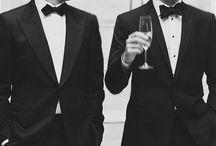 Suits :P