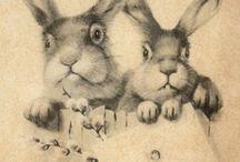 Bunnies / by Cindy Hall
