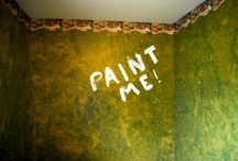 Renovation: colour and decorating / Colour schemes and DIY tips