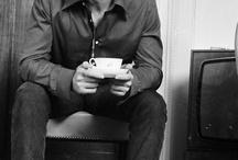 Men Who Drink Tea