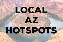 Local AZ Hotspots