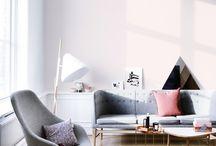 Nordisk stil, stue