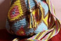 bolsas de croche