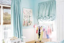 Window treatments for the home / by Cindy Parker