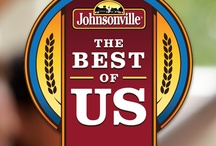 """Best of US / We've been calling on the nation to help us illuminate the unsung community heroes that define the spirit of America, the """"Best of US."""" Most recently, we recognized the contributions of Volunteer Fire Department's to their communities. To read about these fine men and women, visit johnsonville.com/BestOfUS. Disclaimer: This board is a showcase of entries and is not, in any way, affiliated with or indicative of the Best of US selection process."""