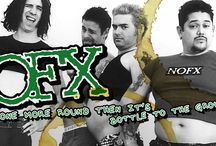 NOFX / Check out our latest NOFX merchandise selection including NOFX t-shirts, posters, gifts, glassware, and more.