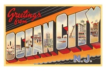 Ocean City   New Jersey....a place I love / by Donna Pecora