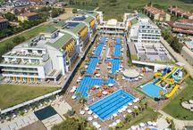 Hotel Design / Otel mimarisi