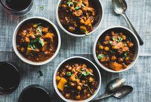 Spicy / Indian Vegetarian