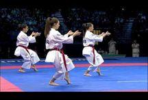Karate Unsu Ladies