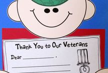 Veterans Day / by Kristie Payne