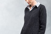 Tricot : Pull, gilet ... Brooklyn Tweed / Tricot pour adulte