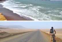 The Paracas National Reserve in Peru