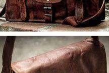 Handbags, backpacks and travel bags