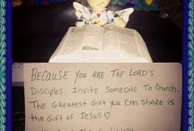 Message ideas with scripture