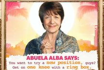 Jane The Virgin: Abuela Alba Says / by The CW