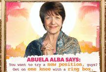 Jane The Virgin: Abuela Alba Says