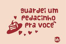 Mensagens de Amor ♥