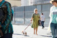 StreetPhotography in Florene - EffettoPitti / la moda, l'estetica e le cromie che si intrecciano a Firenze il tutto raccontato da chi NON è fashion blogger o simile, ma semplice osservatore in questa splendida città