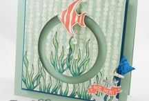 Stampin' Up! Seaside Shore / Projects using the Stampin' Up! Seaside Shore stamp set
