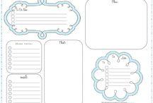 Organization- Paper / by Renee Schwendiman