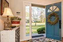 Home: Entry and Mudroom / by Karissa Greathouse