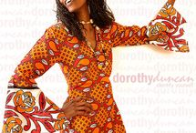 African wear / Things I love
