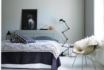 Dans la chambre / Inspiration pour aménager et éclairer votre chambre / by Comptoir des Lustres