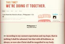 Growing my spiritual life