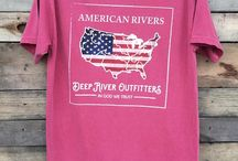 Deep River Outfitters: Guys / Deep River Outfitters celebrates American Rivers with great apparel and accessories, and 10% supports local ministries and other non-profits we believe in! Check our designs at shopdeepriver.com