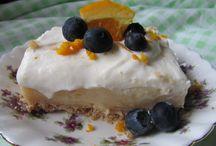 Dessert (Bars) / by Emerald Isle