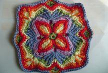 crochet ideas / by Catie Welzen