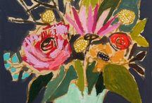 Lulie Wallace / Pinturas