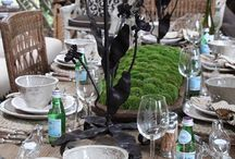 Table Settings/Non Holiday / by Worthing Court Blog