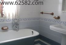 Maltese Bathrooms / Some eye catching bathrooms we've come across in our line of business.