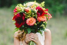 Romantische wedding / Sfeerplaatjes.