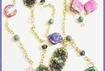 My beadwork 2016 (Chain)