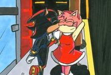 sonic couples / canon parings or cracked parings doesn't matter as long its a sonic couple!