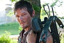Daryl Dixon  / Daryl Dixon from the walking dead