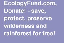 Nonprofit, Charities / Clicking to donate to charities and causes. Websites where you can click to donate to a cause. The clicks are free.