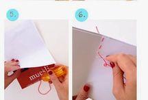 Craft - Book Binding / by Debra NZ