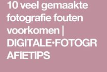 fotografie tips