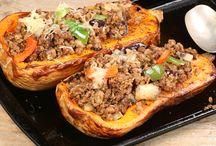 Recepten: Pompoen/Pumpkin