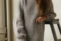 Strikke-knit